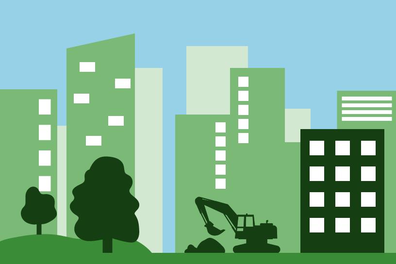 Oppgradering er byfornyelse