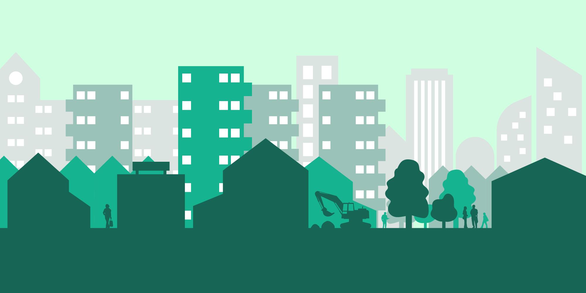 Sosial boligbygging og ikke-kommersiell boligsektor?