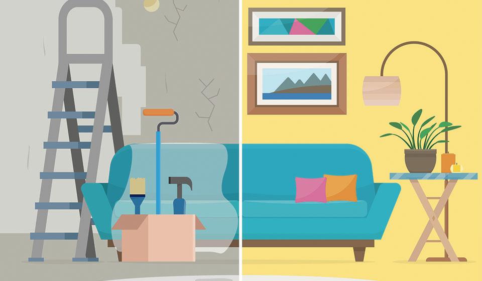 Oppgradering av bolig – når det beste blir det godes fiende